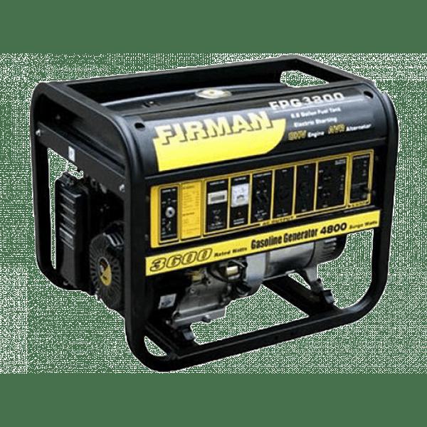 Генератор Firman FPG 3800 фото