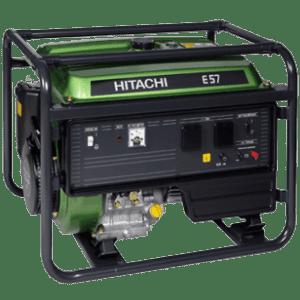 Бензиновый генератор Hitachi фото