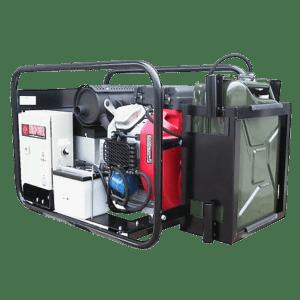 Бензиновые генераторы фото